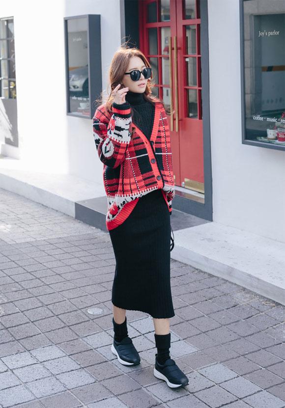 trang phục, thời trang đường phố, thời trang hàn