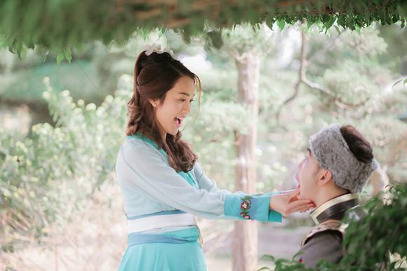 Ưng Hoàng Phúc, vợ Ưng Hoàng Phúc, Kim Cương
