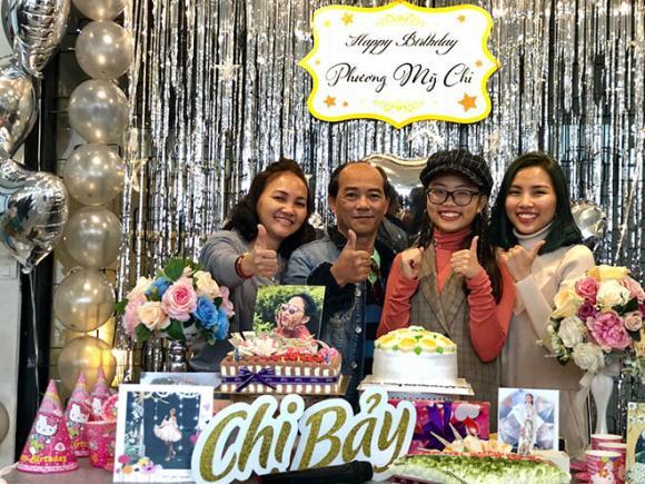phương mỹ chi, sinh nhật phương mỹ chi, sinh nhật phương mỹ chi 15 tuổi