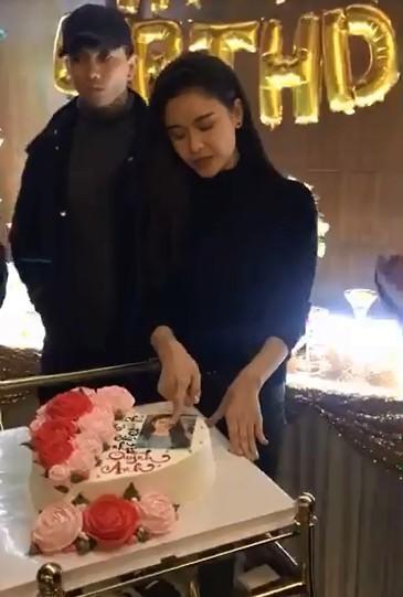 Trương Quỳnh Anh, Tim, sinh nhật sao