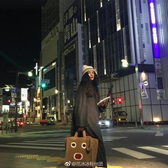 diễn viên Phạm Băng Băng, túi xách của phạm băng băng, túi xách ngộ nghĩnh