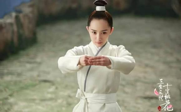 Diễn viên Dương Mịch, dương mịch hói đầu, dương mịch