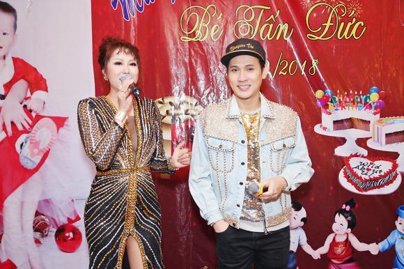 Phi Thanh Vân,con trai Phi Thanh Vân,sinh nhật con trai Phi Thanh Vân