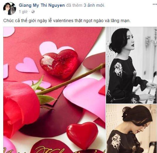 sao việt, valentine, lễ tình nhân 2018