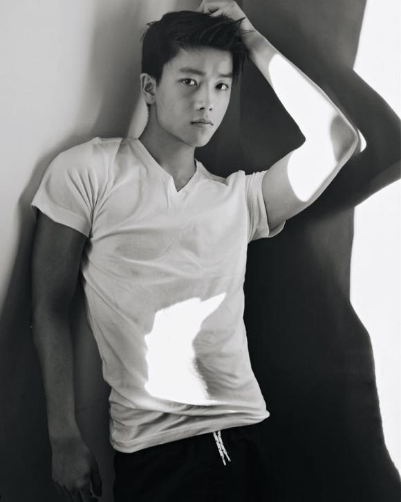Chris Khoa Nguyễn, hot boy gốc Việt, hot boy