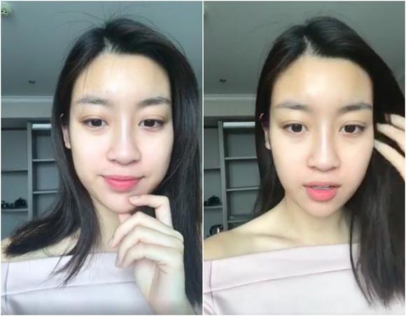 Đỗ Mỹ Linh, Hoa hậu  Đỗ Mỹ Linh,  Đỗ Mỹ Linh mặt mộc
