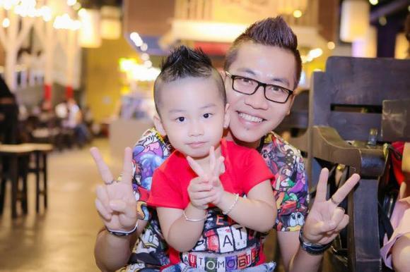 Hoàng Rapper, con Hoàng Rapper, vợ Hoàng Rapper sinh con