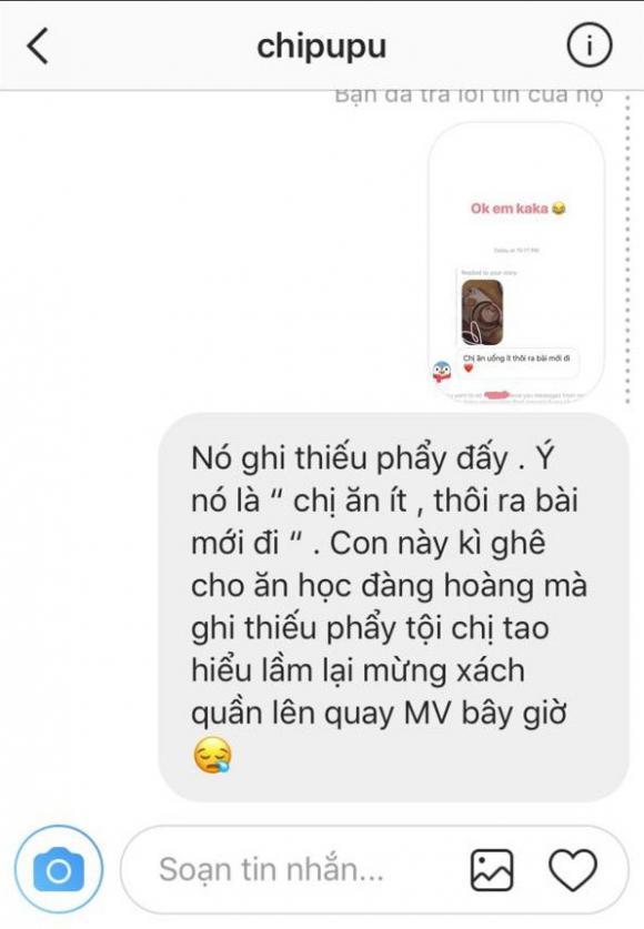 Chi Pu,Chi Pu ra MV mới,sao Việt