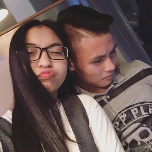 Quang Hải, bạn gái Quang Hải, cầu thủ Quang Hải