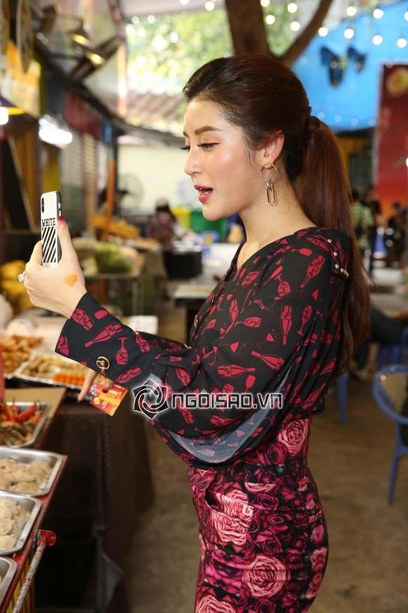 Huyền My,Huyền My tham gia lễ hội,sao Việt