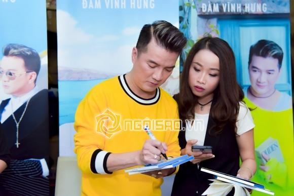 Dương Triệu Vũ, Đàm Vĩnh Hưng, sao Việt