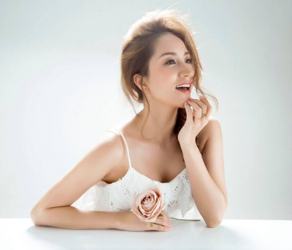 Khánh Thi,Khánh Thi mang thai lần 2,sao Việt