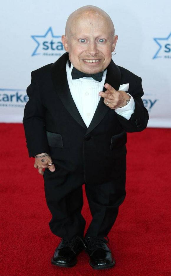 Sao Harry Potter, verne troyer, sao hollywood