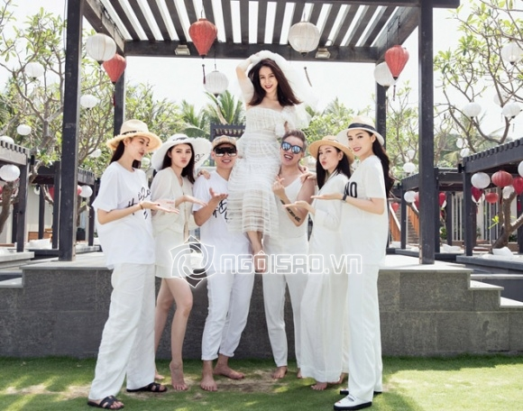 đám cưới Diệp Lâm Anh, Diệp Lâm Anh, sao Việt