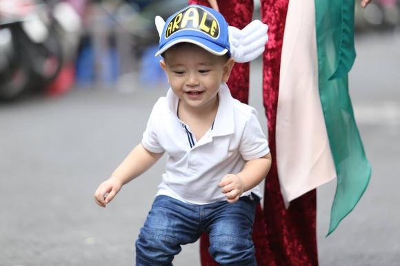 Thảo Trang, con trai Thảo Trang, sao Việt
