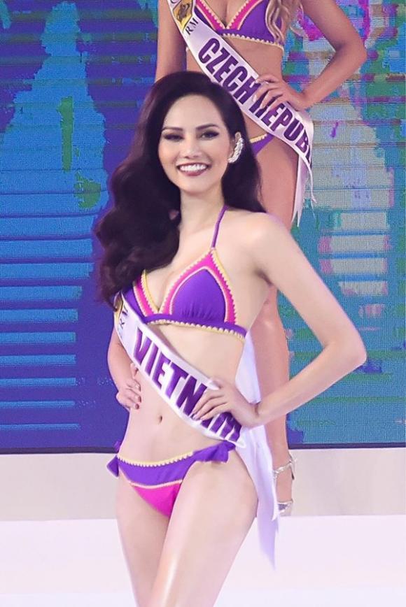 Nguyễn Diệu Linh, Nữ hoàng du lịch quốc tế 2018, Miss Global Tourism