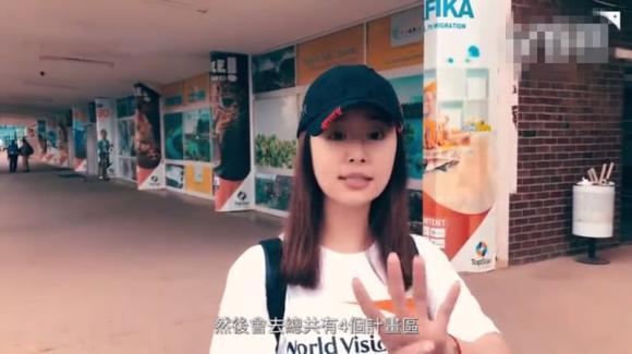 diễn viên Lâm Tâm Như, lâm tâm như từ thiện, sao hoa ngữ