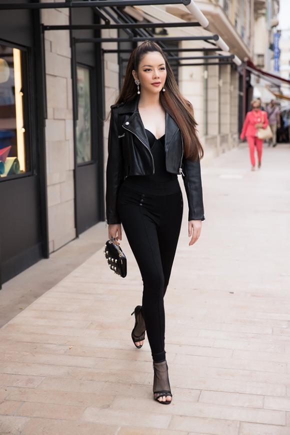Lý Nhã Kỳ,LHP Cannes 2018,sao Việt