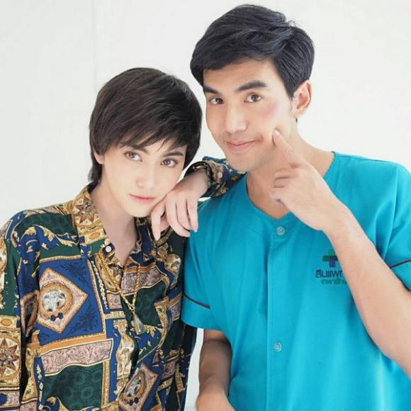 Mai Davika, Sơn Tùng M-TP, sao Thái