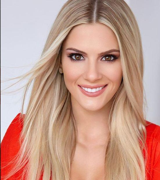 Hoa hậu Mỹ, Hoa hậu Mỹ 2018, Sarah Rose Summers