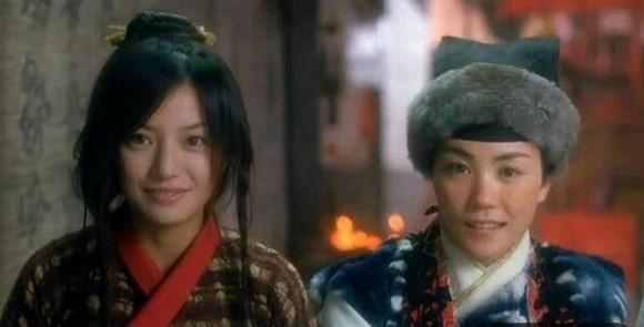 sao Hoa ngữ, Triệu Vy, Huỳnh Hữu Long, chồng đại gia