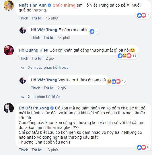 Hồ Việt Trung, Hồ Việt Trung có con, Hồ Việt Trung chia tay bạn gái, sao Việt
