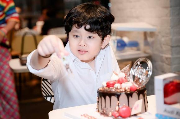Trương Quỳnh Anh, con trai Trương Quỳnh Anh, sao Việt