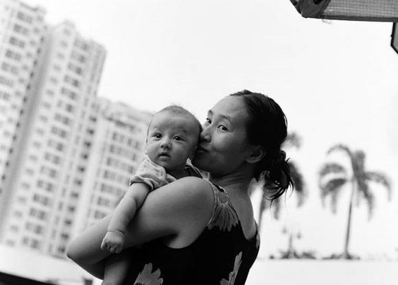 Trang Khiếu, chồng Tây của Trang Khiếu, con Trang Khiếu, sao Việt