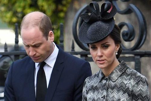 Kate Middleton,Meghan Markle,Hoàng gia Anh