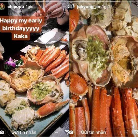 Chi Pu lại bí mật đón sinh nhật sớm bên bạn trai tin đồn người Hàn?