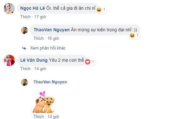 MC Thảo Vân, Thảo Vân, sao Việt