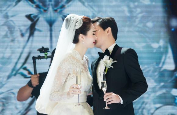 đám cưới sao Việt,sao Việt,Trấn Thành,Tuấn Hưng
