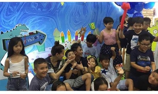 hồ ngọc hà và cường đô la, hồ ngọc hà và cường đô la tái hợp, sinh nhật con trai hồ ngọc hà