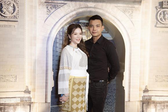 Sau tin đồn sắp kết hôn, Lan Khuê khoe nhan sắc mặn mà đến chúc mừng Lý Nhã Kỳ