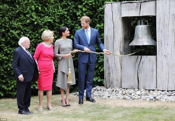Hoàng tử Harry,meghan markle