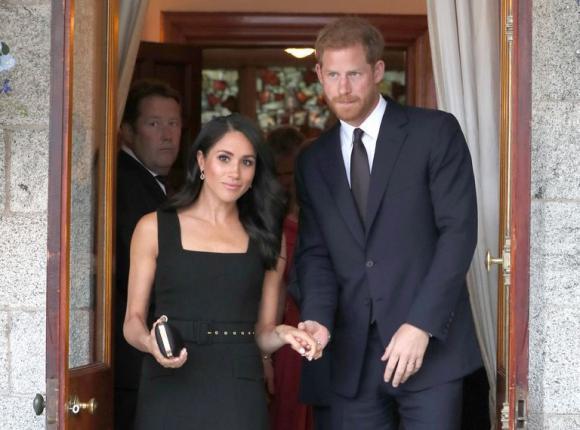 Hoàng tử Harry, meghan markle