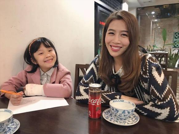 MC Diệp Chi, con gái MC Diệp Chi, sao Việt
