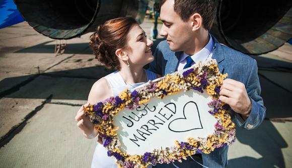 hôn nhân, vợ chồng mới cưới, vợ chồng son