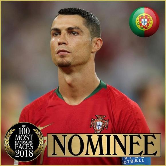 Sơn Tùng M-TP,Ronaldo,sao Việt, gương mặt đẹp trai nhất năm