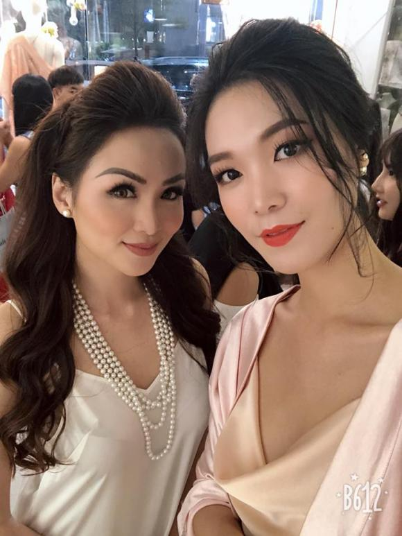 Hoa hậu Thùy Dung, sao thẩm mỹ, sao Việt