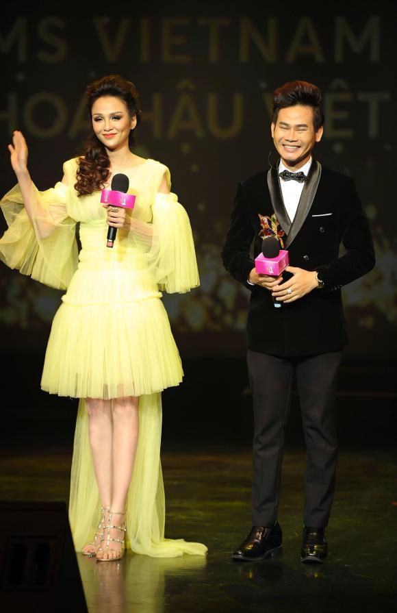 Hoa hậu Diễm Hương giảm 25 kg, cực đắt show tại nước ngoài