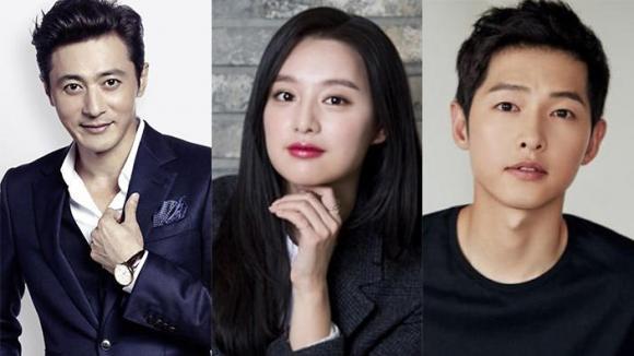 Bom tấn cổ trang của Jang Dong Gun, Song Joong Ki và Kim Ji Won sẽ chia thành nhiều mùa?