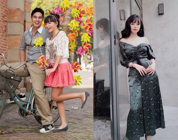 Lê Hoàng The Men, vợ Lê Hoàng The Men, Việt Huê