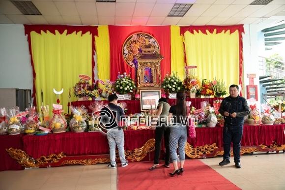 giỗ tổ ngành sân khấu, sao việt, hà hồ, Nhà thờ tổ của NSƯT Hoài Linh