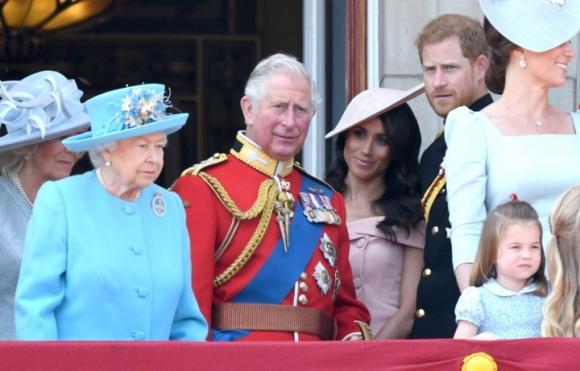 Hoàng gia Anh,Thái tử Charles,bà Camilla