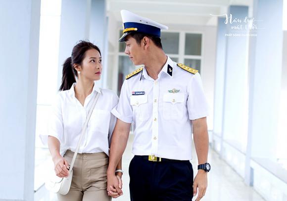 'Hậu duệ mặt trời' phiên bản Việt tiếp tục nhá hàng ảnh độc của dàn diễn viên đẹp như mơ