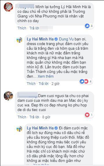 Lý Hải, Minh Hà, vợ Lý Hải, đám cưới Trường Giang Nhã Phương, Trường Giang, Nhã Phương