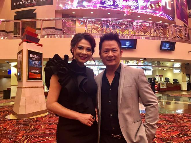 Bằng Kiều, Thanh Thảo chúc mừng đạo diễn Cường Ngô tái xuất với 'Cánh diều mưa tại Mỹ
