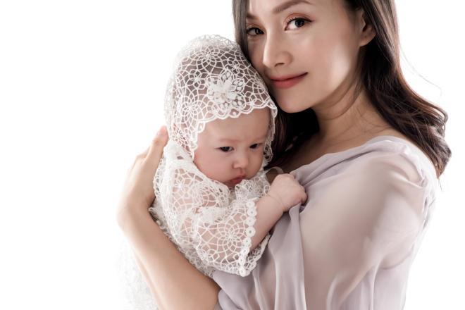 Lan Phương,con gái Lan Phương,sao Việt