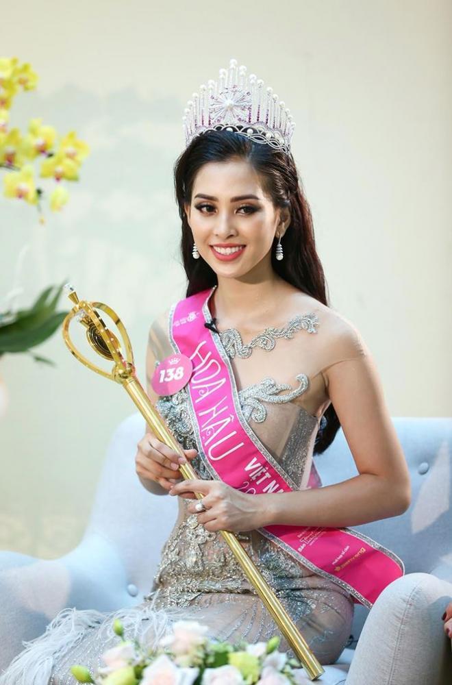 Tiểu Vy, Miss World 2018, sao Việt
